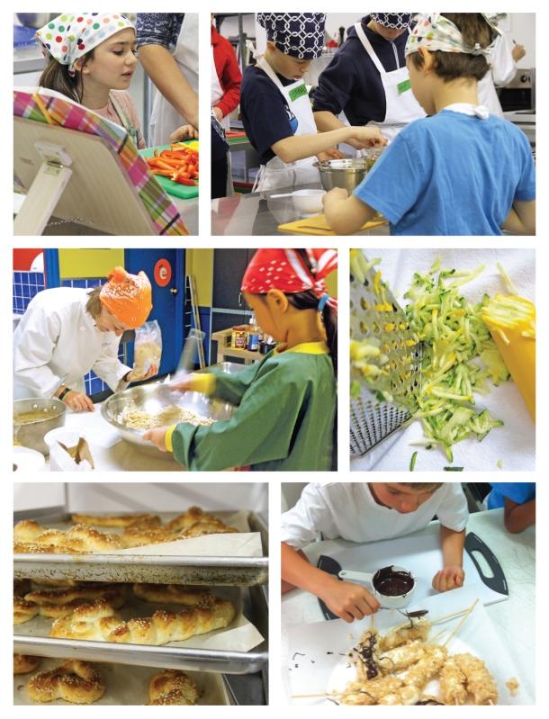 cours de cuisine pour enfants | aimer cuisiner santé